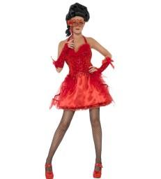 Devilish Masquerade Costume