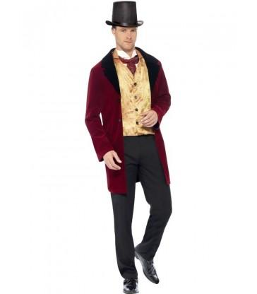 Edwardian Gent Deluxe Costume