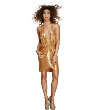 Fever 70s Disco Diva Costume