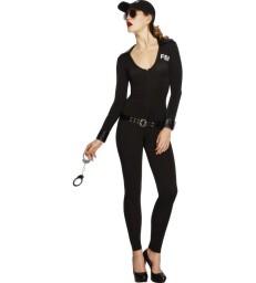Fever FBI Flirt Costume