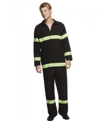 Fever Fireman Costume