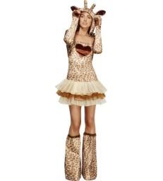 Fever Giraffe Costume, Tutu Dress