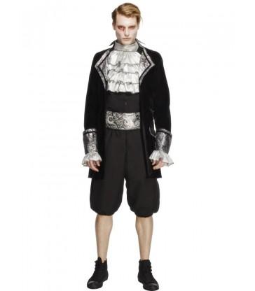 Fever Male Baroque Vampire Costume