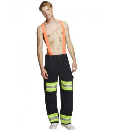 Fever Male Firefighter Costume