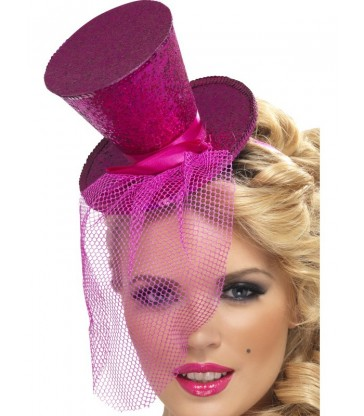 Fever Mini Top Hat on Headband2