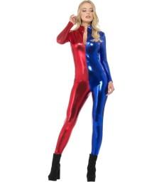 Fever Miss Jester Whiplash Costume
