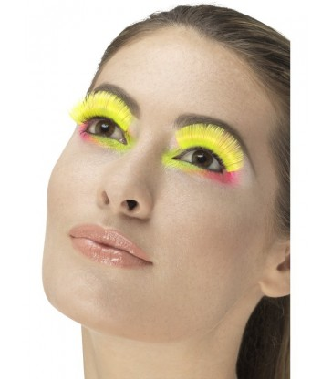 80s Party Eyelashes4