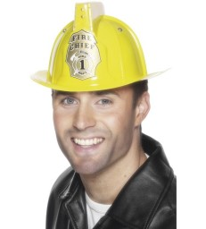 Flashing Fireman's Helmet