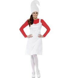 Garden Gnome Costume, Female