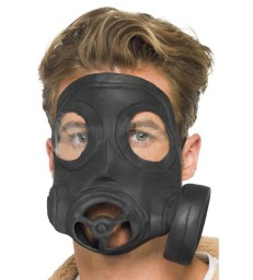 Gas Mask, Latex