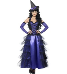 Glamorous Witch Costume
