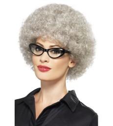 Granny Perm Wig