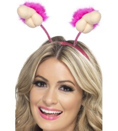 Hen Night Plush Willy Boppers