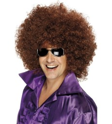Afro Wig, Mega-Huge
