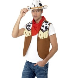 Instant Kit Wild West Male