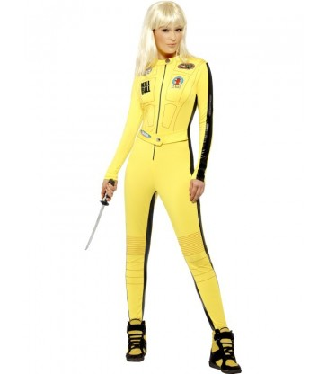 Kill Bill, The Bride Costume