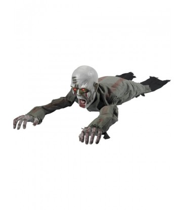 Animated Crawling Zombie Prop