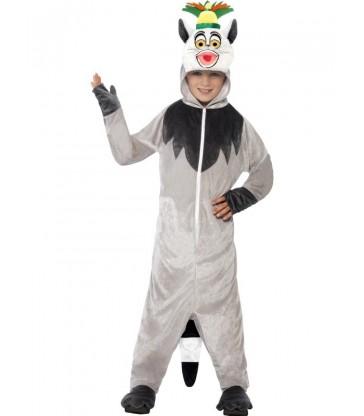 Madagascar King Julien The Lemur Costume