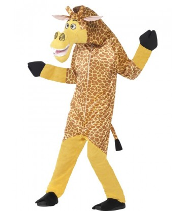 Madagascar Melman The Giraffe Costume