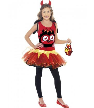 Moshi Monsters Diavlo Costume