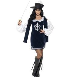 Musketeer Female Costume