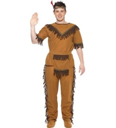 Native American Inspired Brave Costume