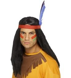 Native American Inspired Brave Wig