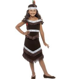 Native American Inspired Girl Costume