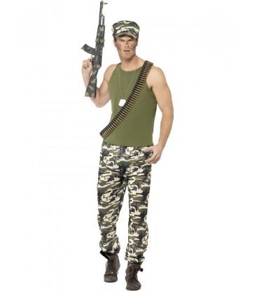 Army Costume, Economy