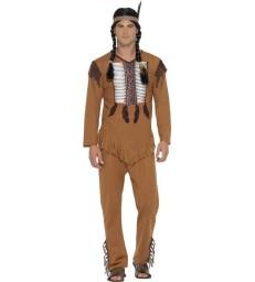 Native American Inspired Warrior Costume