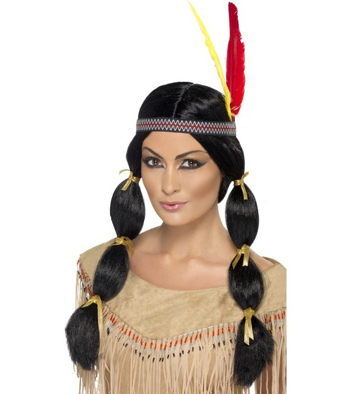 Native American Inspired Wig2