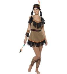 Native American Inspired Woman Costume