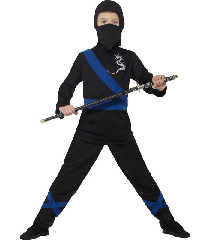 Ninja Assassin Costume2