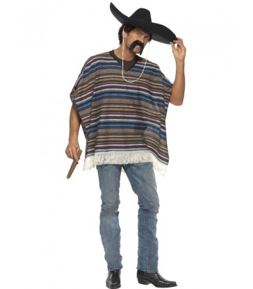 Authentic Looking Poncho