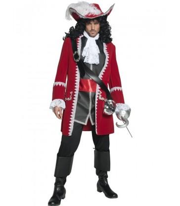 Authentic Pirate Captain Costume