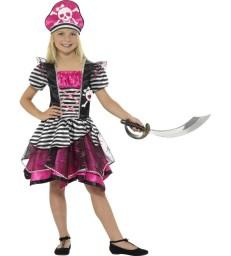 Perfect Pirate Girl Costume