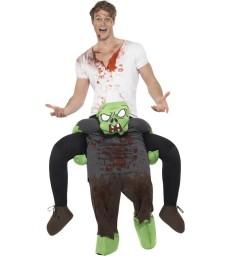 Piggyback Zombie Costume