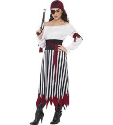 Plentiful Pirate Costume