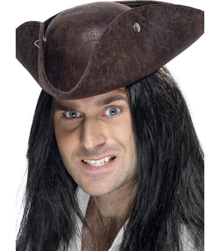 Pirate Tricorn Hat2