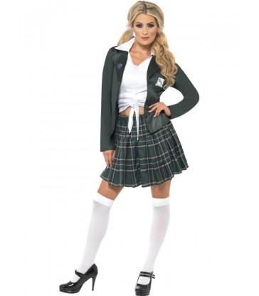 Preppy Schoolgirl Costume
