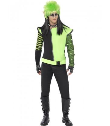 Punk Ivy Elf Costume