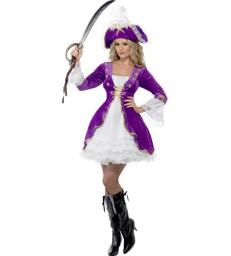 Purple Pirate Beauty
