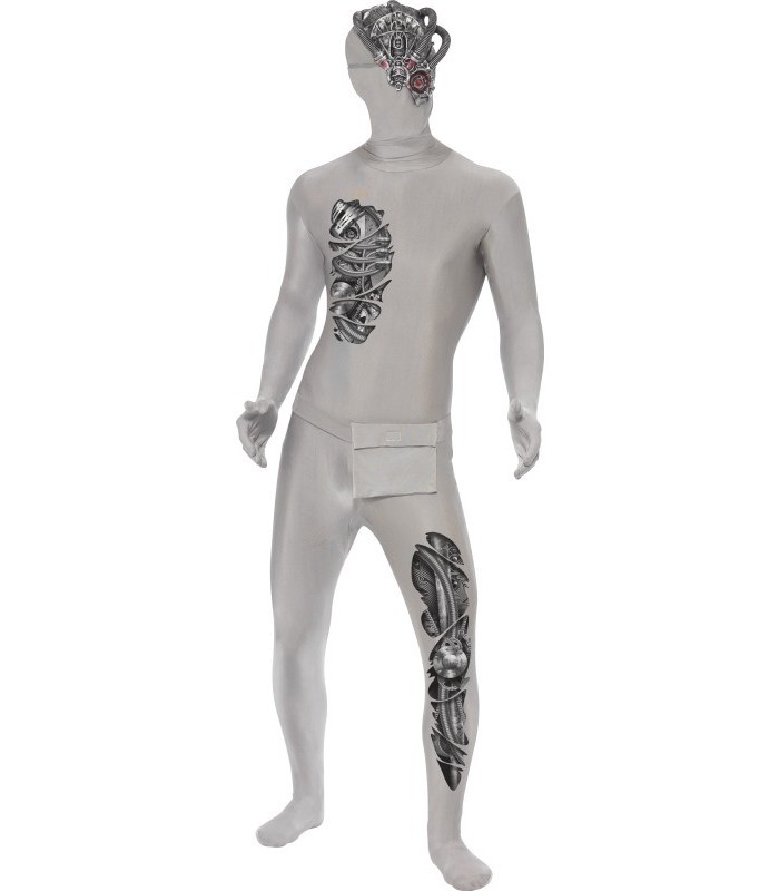 Robotic Second Skin Costume