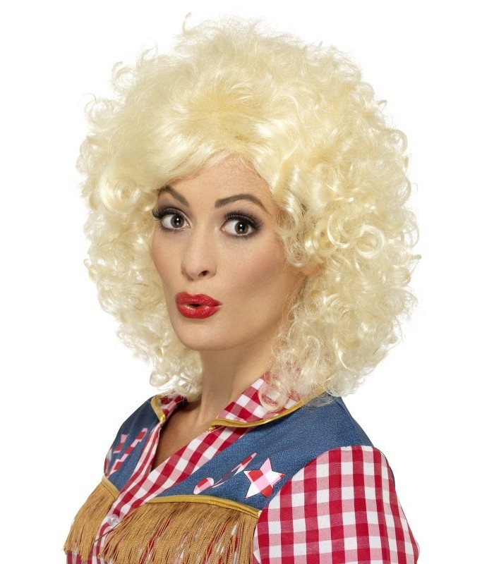 Rodeo Doll Wig