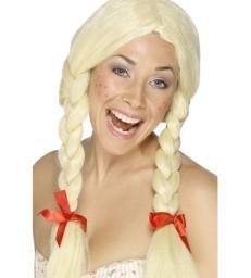 Schoolgirl / Dutch Wig