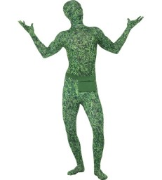 Second Skin Costume, Grass Pattern
