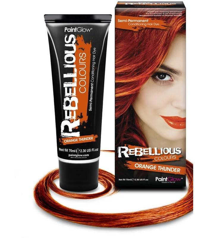 Semi-Permanent Hair Dye2