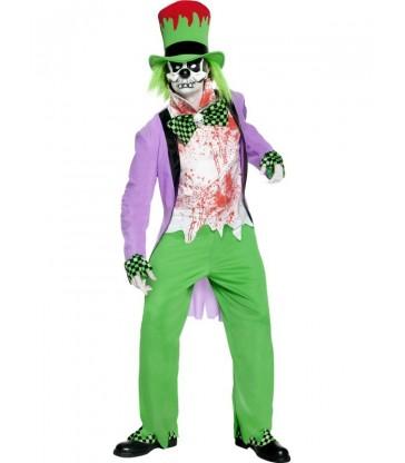 Bad Hatter Costume