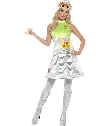 Sesame Street Oscar Costume