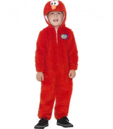 Sesame Street, Elmo Costume